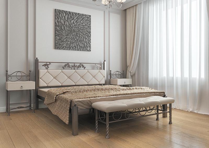 Кровать Металл-Дизайн СТЕЛЛА