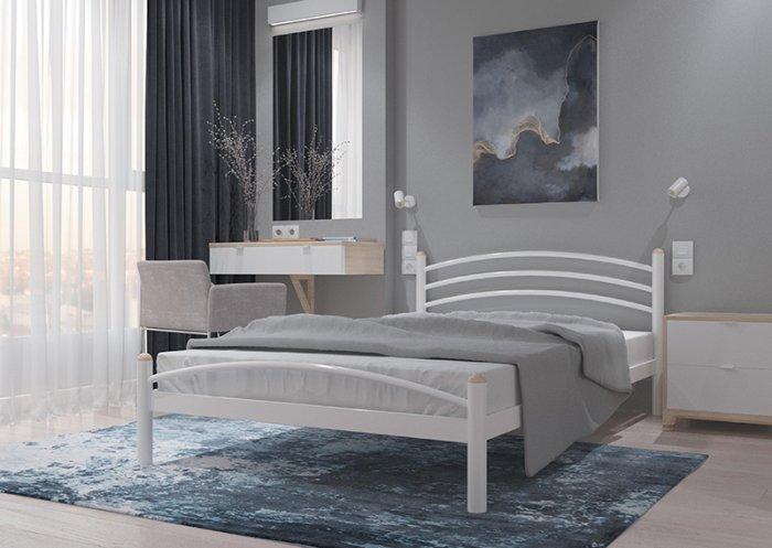 Кровать Металл-Дизайн МАРГАРИТА