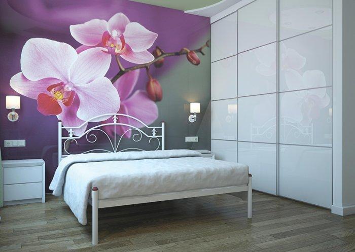 Кровать Металл-Дизайн ДИАНА