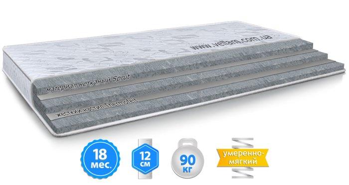 Матрас СТАНДАРТ 140х190 см (СПЕЦПРЕДЛОЖЕНИЕ -41%)
