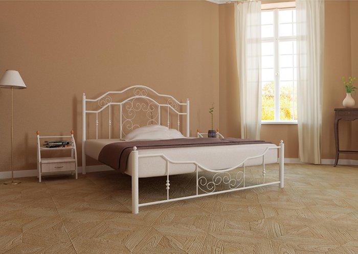 Кровать Металл-Дизайн КАРМЕН