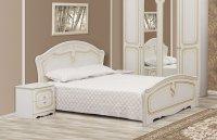 Кровать Світ Меблів LOUISE GOLD / ЛУИЗА ГОЛД - 160х200 см